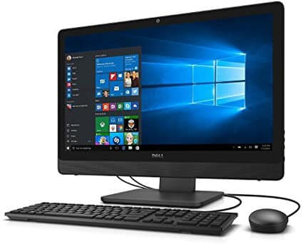 DELL Inspiron i5459-7020SLV All-in-One 23.8-inch