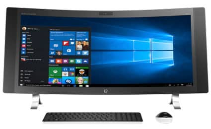 HP ENVY 34-a010 All-in-One 34-inch