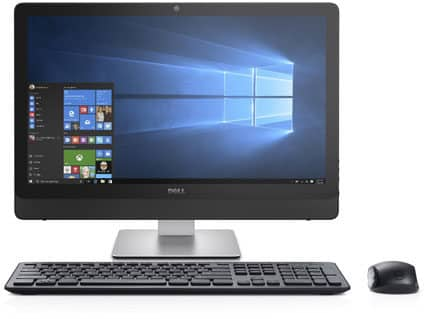Dell Inspiron i3459-1525BLK All-in-One 23.8-inch
