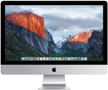 Apple iMac MK472LL/A 27-inch