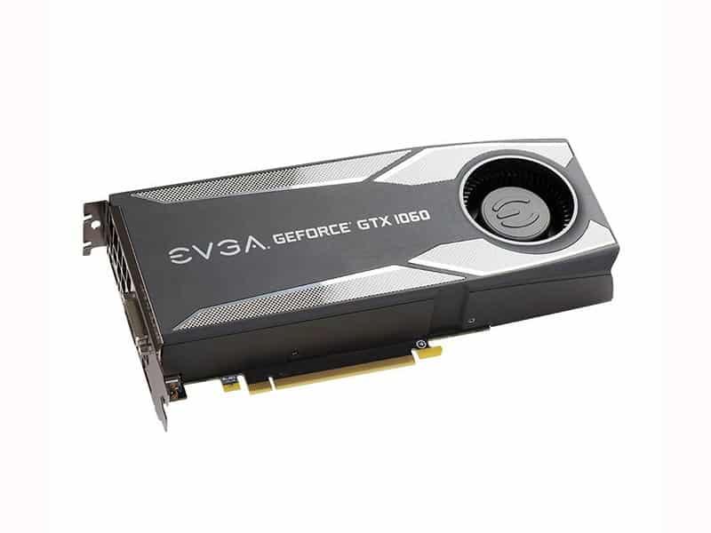 EVGA GTX 1060