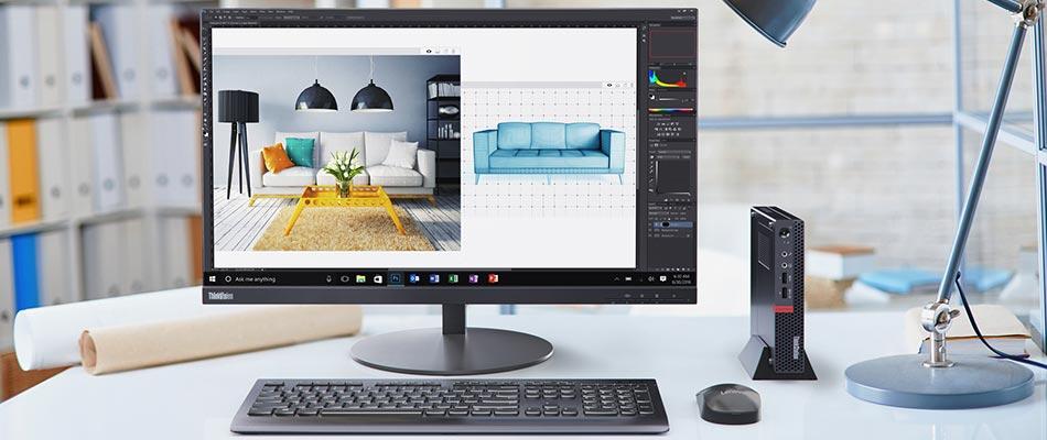 Lenovo Launches The ThinkStation P320 Tiny Workstation