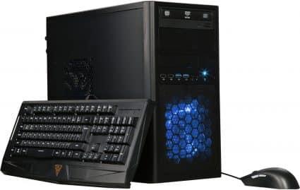 ABS Computer Technologies Desktop Computer M-Box ALI159 desktop
