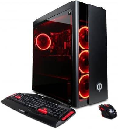 CyberPowerPC Gamer Master GMA1388A